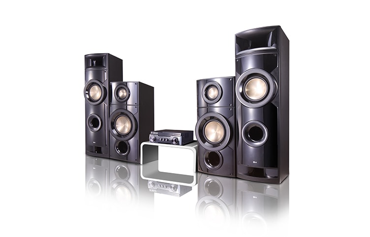 LG Home Theatre Systems ARX8 thumbnail 2