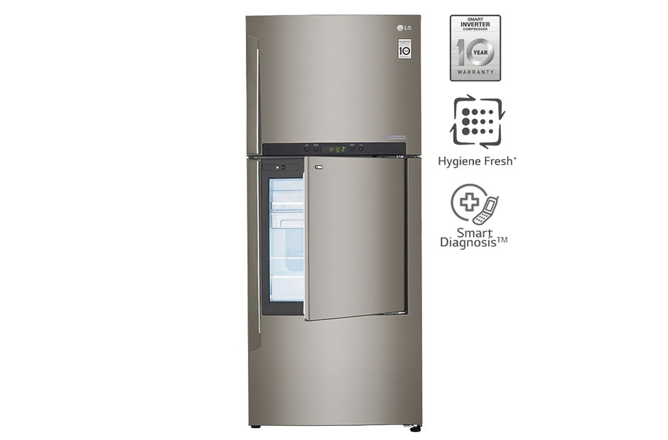 Lg 426 Litres Frost Free Refrigerator With New Smart