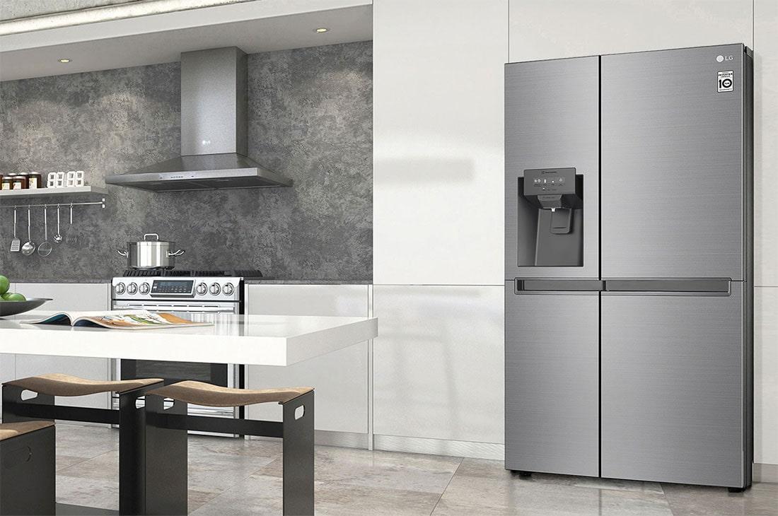 LG Refrigerator Compressor FLE165NAMA
