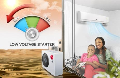 Low Voltage Starter