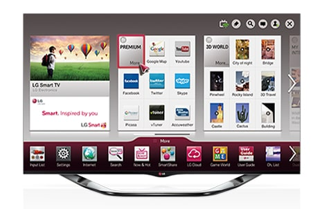 lg 3d tv. smart home lg 3d tv