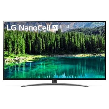 LG NanoCell TV 65 inch SM8600 Series NanoCell Display 4K HDR Smart LED TV w/ ThinQ AI1