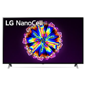 LG NanoCell TV 65 Inch NANO90 Series, Cinema Screen Design 4K Cinema HDR WebOS Smart ThinQ AI Full Array Dimming1