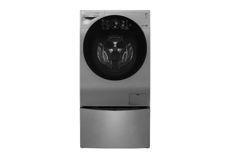 Lg 10 5 2 Kg Twinwash Washing Machine With True Steam And