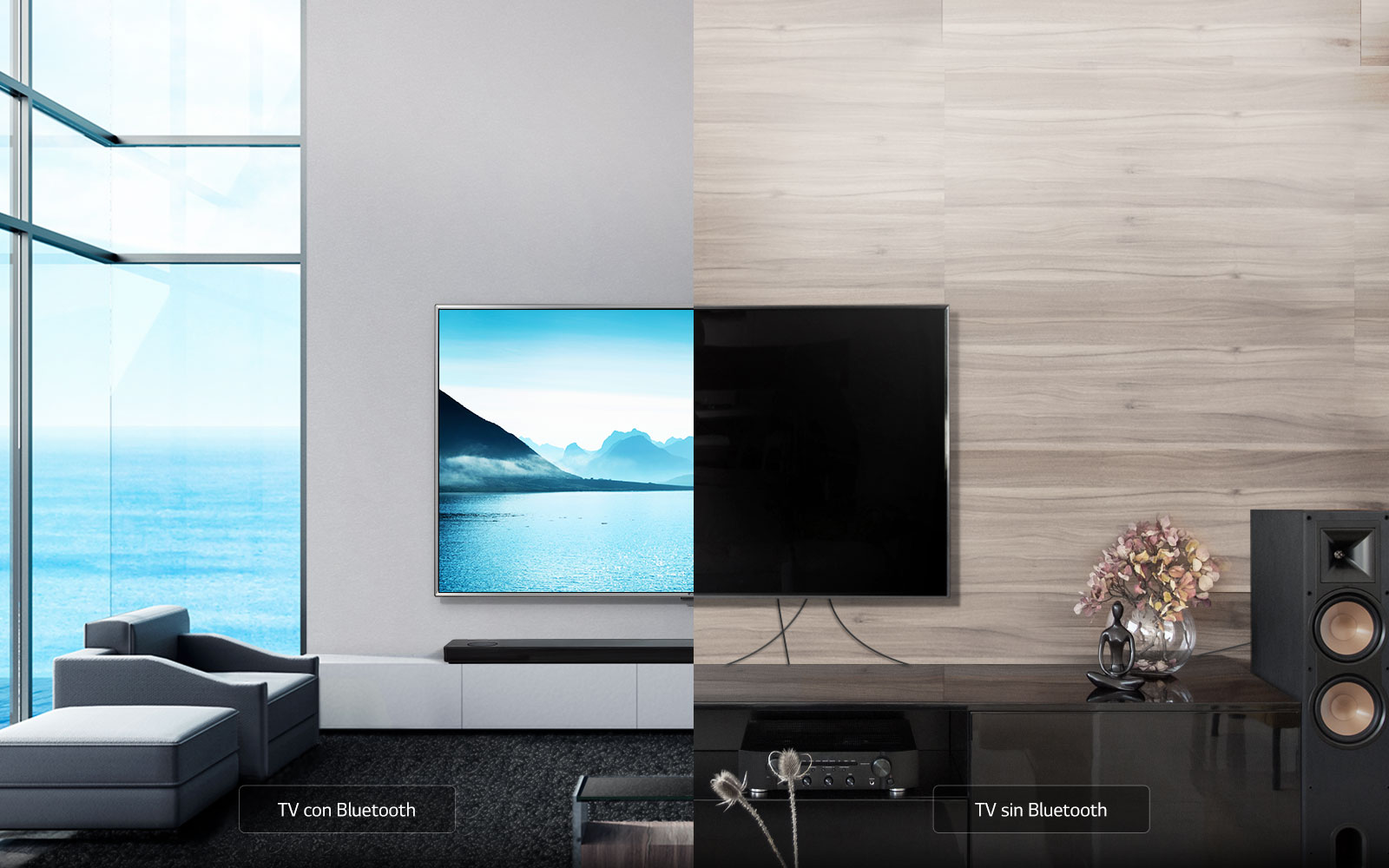 Conexión Bluetooth para simplificar tu vida