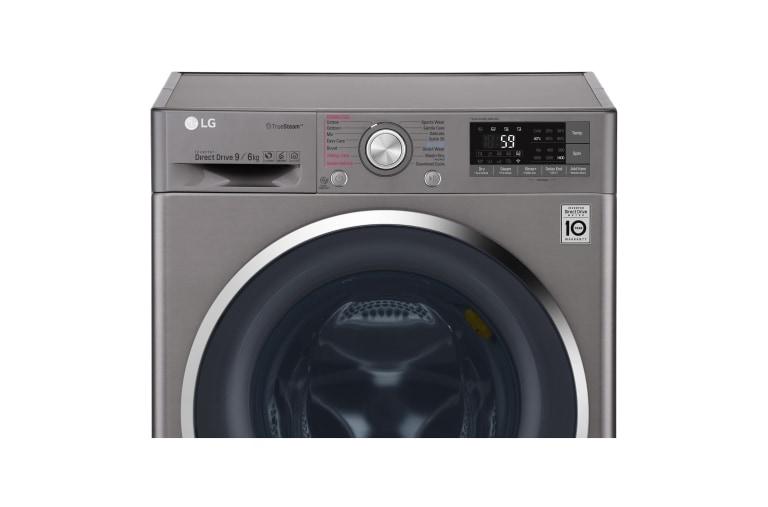 venta de tienda outlet como serch elegir original Lavadora Secadora Inverter LG WD11EBS6 10.5kg/6kg | LG Ecuador