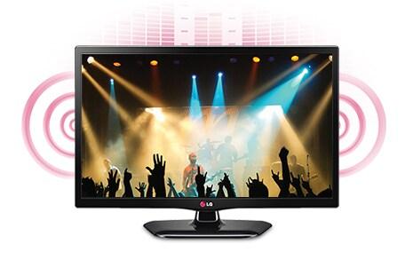 Televisores Personales LG 28MT45B