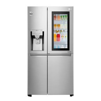Refrigeradora Instaview™ Door in Door™ de 601 litros de Capacidad con Inverter Linear Compressor1