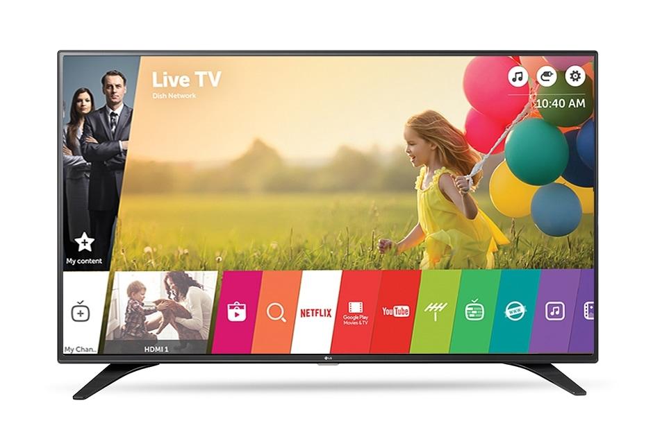 d15e2f94290 Smart TV LG de 49 con webOS 3.0 49LH6000