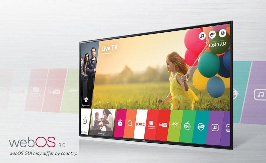 smart tv telerid
