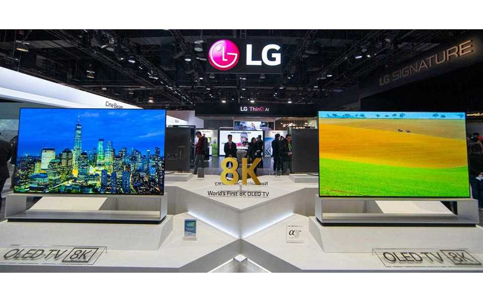 LG now have an 8K OLED TV, and it's already impressing | More at LG MAGAZINE