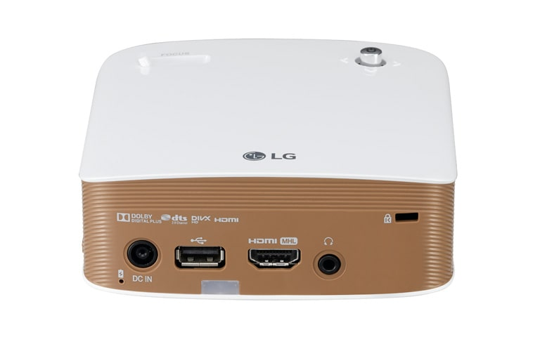 LG Projectors PH150G thumbnail +1