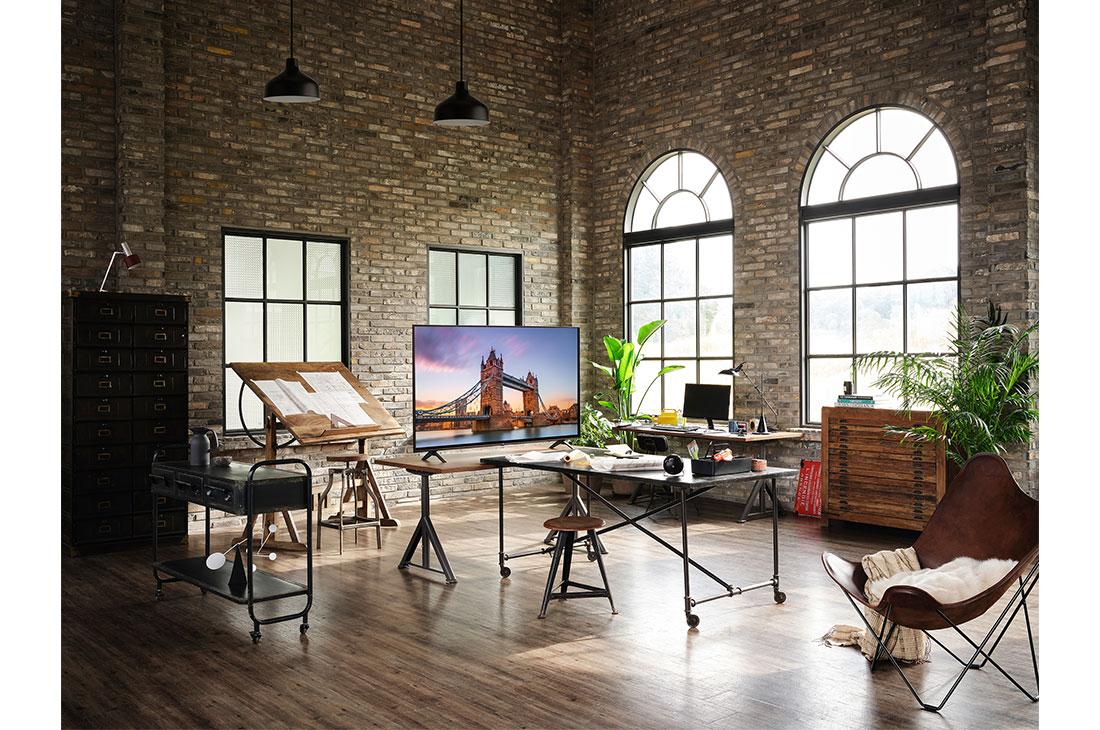 LG UHD 50K TV 50 Inch UP50 Series, Cinema Screen Design 50K Active HDR WebOS  Smart AI ThinQ