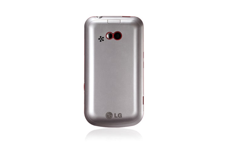 LG  Slim & Trendy QWERTY phone with 2MP Camera thumbnail 3