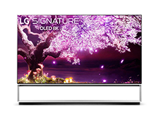 The Zenith of LG OLED TV