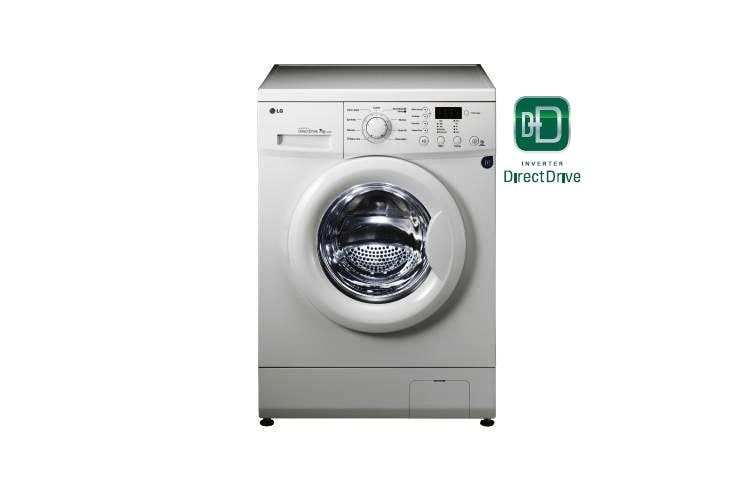 LG Washing Machines F1091QDTA thumbnail 1