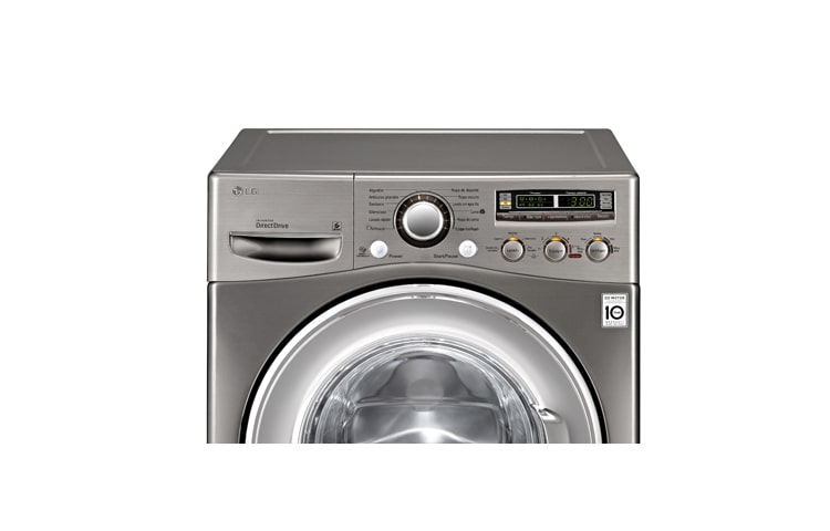 LG Washing Machines F1252RD7 thumbnail 2
