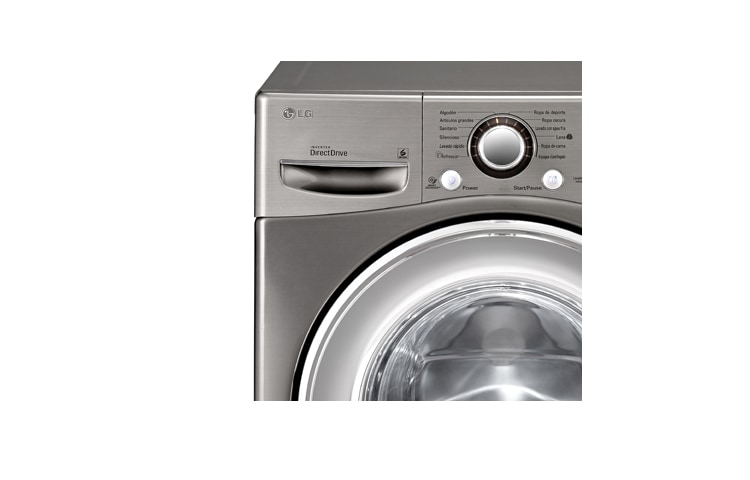 LG Washing Machines F1252RD7 thumbnail +1