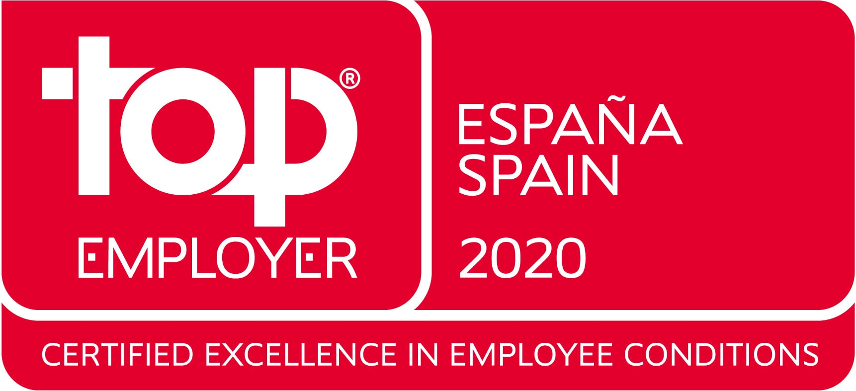 TOP EMPLOYERS-2012/13 España