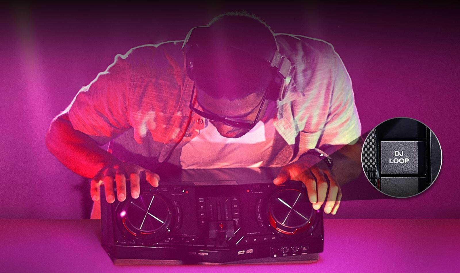 DJ Loop, repite tus ritmos