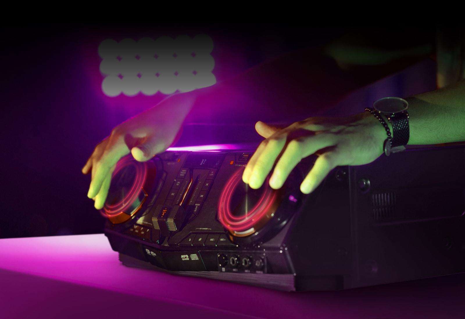 DJ Effects, deja salir al DJ que llevas dentro