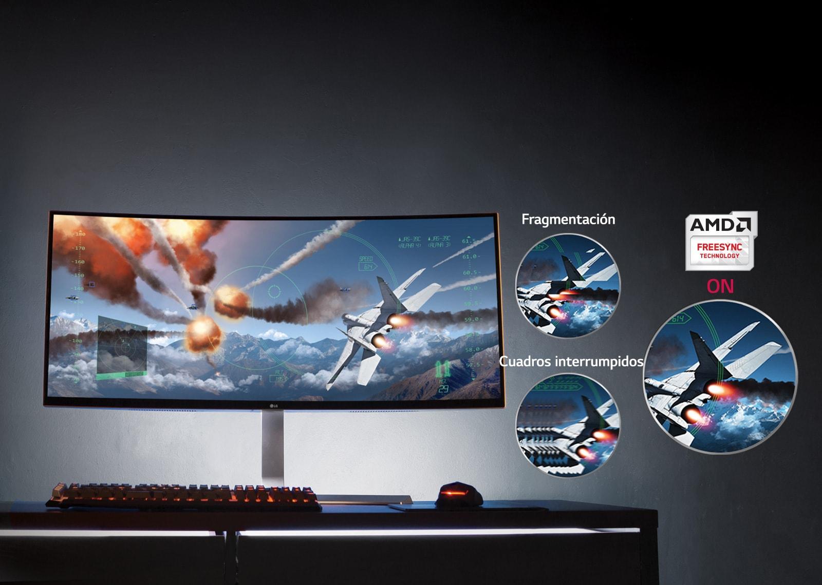Tecnología AMD FreeSync™