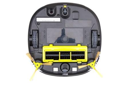 Robot aspirador hombot square lg vr6270lvmb - Robot aspirador alfombras ...