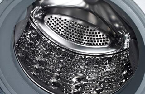 Limpieza de la cuba y tambor de la lavadora