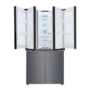 Todos los modelos de frigorificos lg a un click lg espa a - Frigorifico doble puerta ...