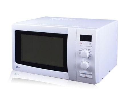 Lg mh6339h microondas microondas con grill de 23 litros - Microondas de diseno ...