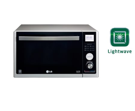 LG Microondas LG Smart Inverter MJ3281BCS 1