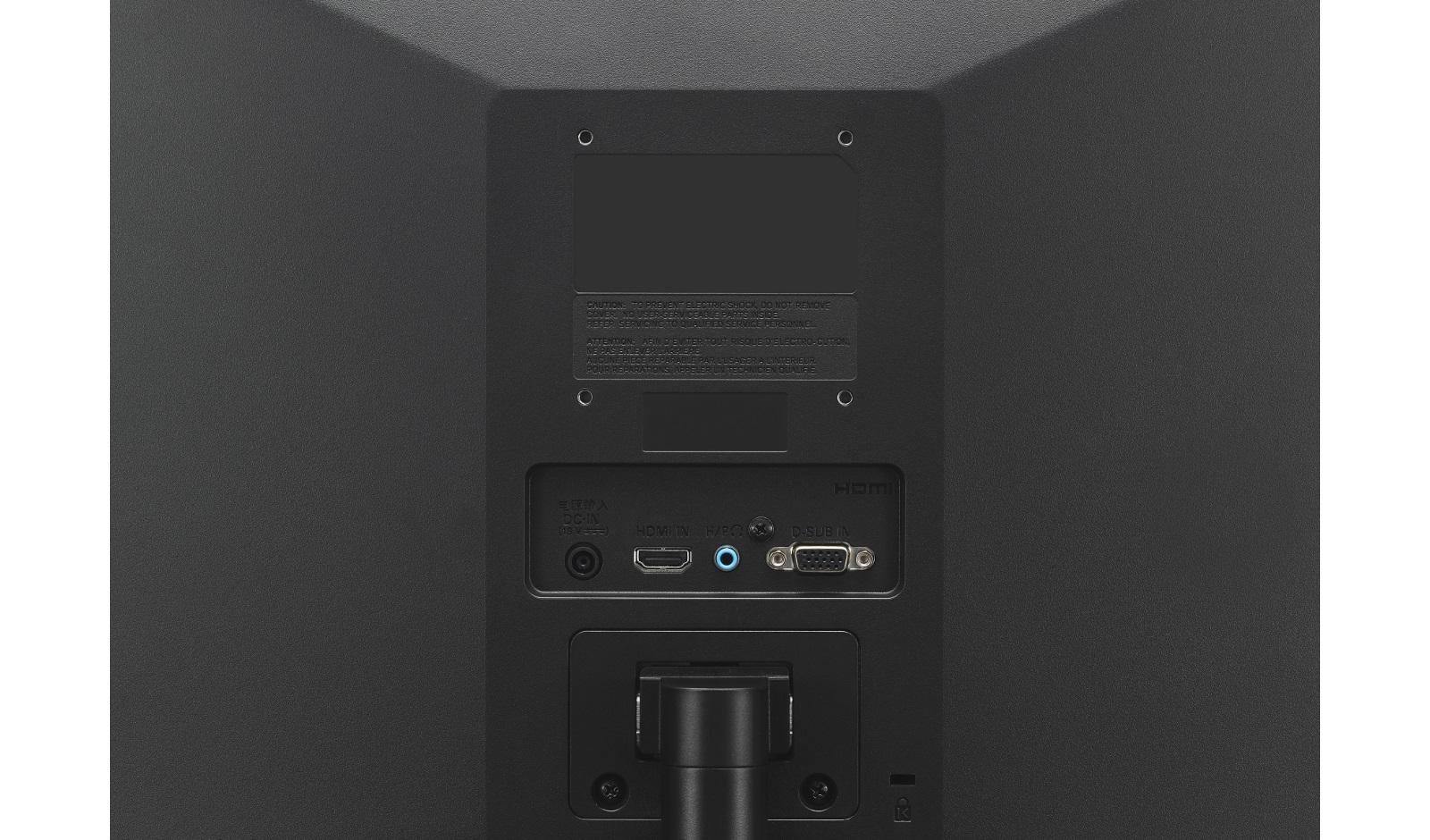 LG Monitor 24MK430H-B-B de 60,4 cm (23,8 pulgadas) 1920 x 1080 con panel IPS 16:9, A, 24MK430H-B