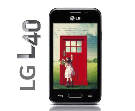 MV SerieL 3 L40 large 01 نقد و تحلیل  تلفن همراه ال جی مدل LG L40 D160