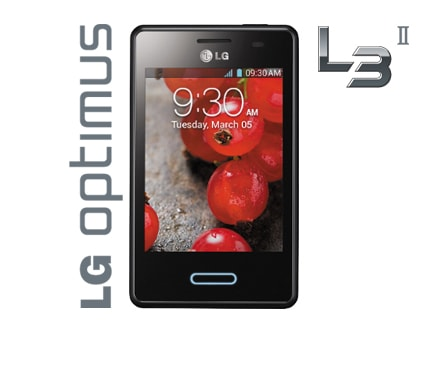 Optimus L3 II E430