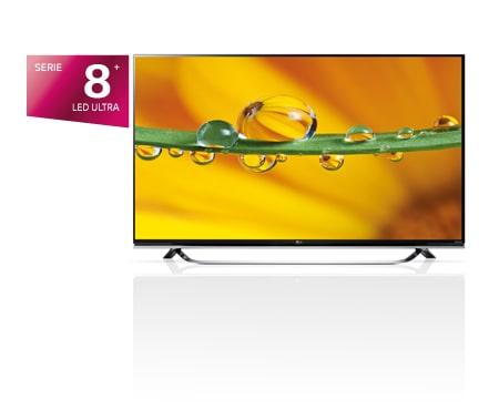 cedcaaed55429 LG 55UF8507 - TV LED 4K UHD de 55 Tecnología IPS Smart TV WebOS 2.0 ...