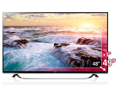 54655291d50 LG 49UF8507 - TV LED 4K UHD de 49 Tecnología IPS Smart TV WebOS 2.0 ...