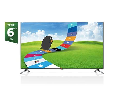 542d0ce230abb Televisor Full HD de 55 con tecnología IPS