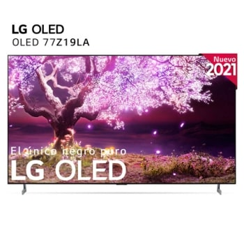 LG SIGNATURE 8K OLED, SmartTV webOS 6.0, Procesador Inteligente 8K α9 Gen4 con AI, HDR Dolby Vision, DOLBY ATMOS [Clase de eficiencia energética G]1