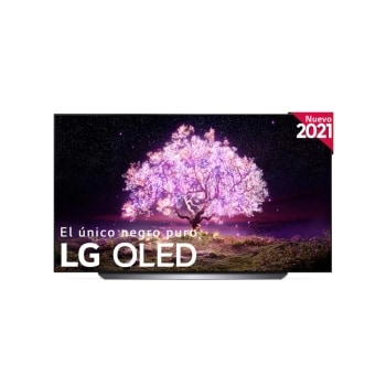 LG 4K OLED, SmartTV webOS 6.0, Procesador Inteligente 4K α9 Gen4 con AI, HDR Dolby Vision, DOLBY ATMOS [Clase de eficiencia energética G]1