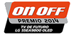 Premio ON OFF - TV del futuro 2014
