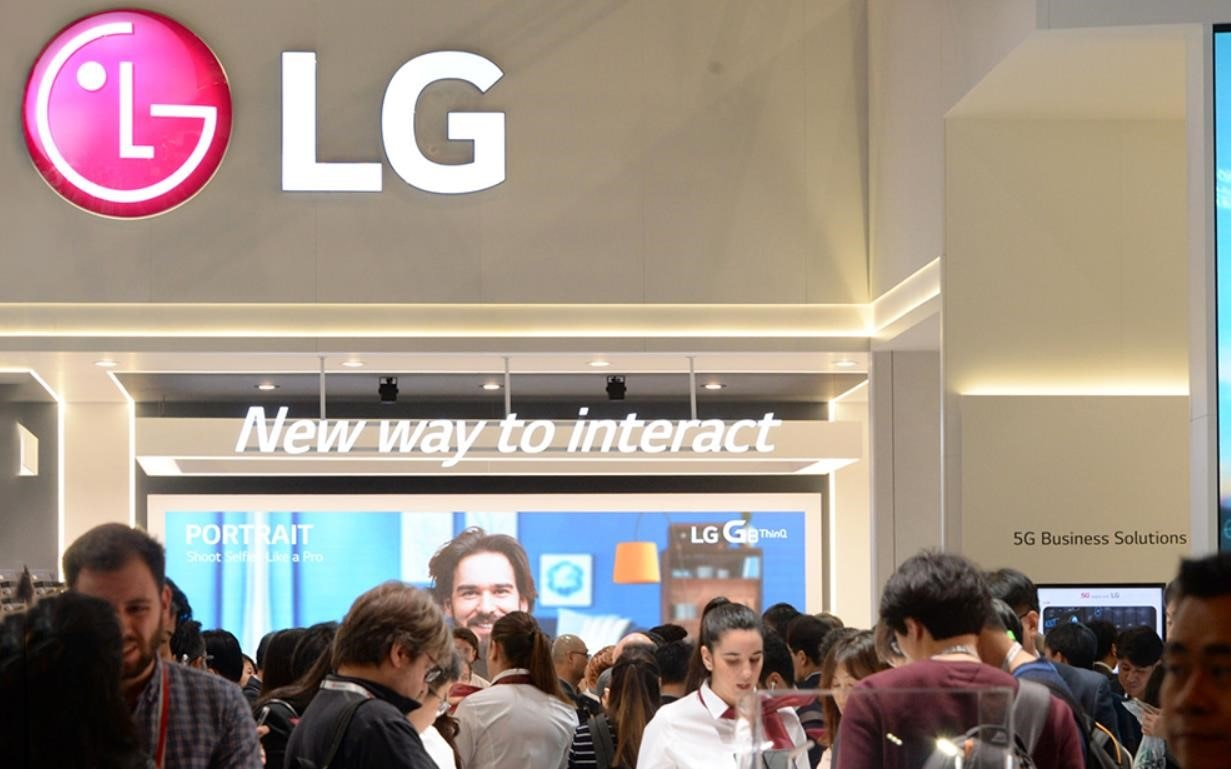 LG's 5G exhibit at MWC 2019 showcased how the technology can change our lives, from downloading movies within seconds to self driving cars | More at LG MAGAZINE