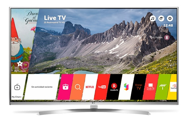 silverlight su smart tv lg