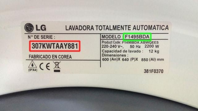 LG-pegatina-numero-serie-lavadora-secadora