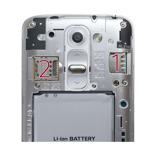 b7c0ec2df2f Teléfonos Dual SIM | LG España