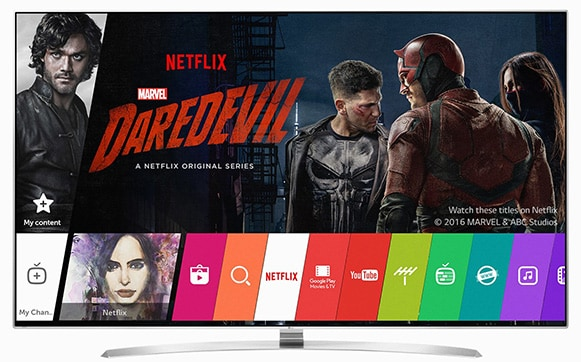 descargar netflix apk para smart tv