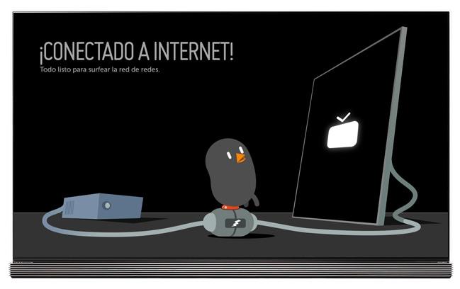 1fed06f7083 Conectar a internet televisor con webOS 2.0