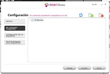 LG SmartShare software de LG 06