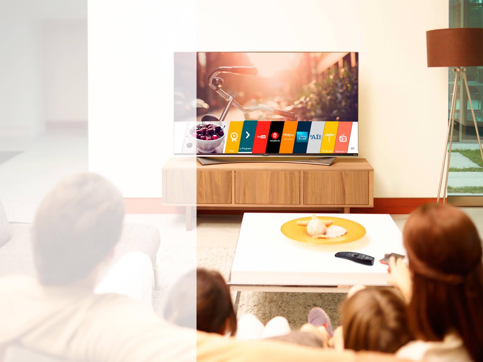 LG Smart TV - Toda la información necesaria | LG España