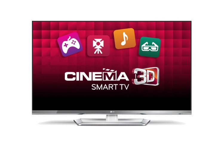 LG Televisiot 42LM669T 1
