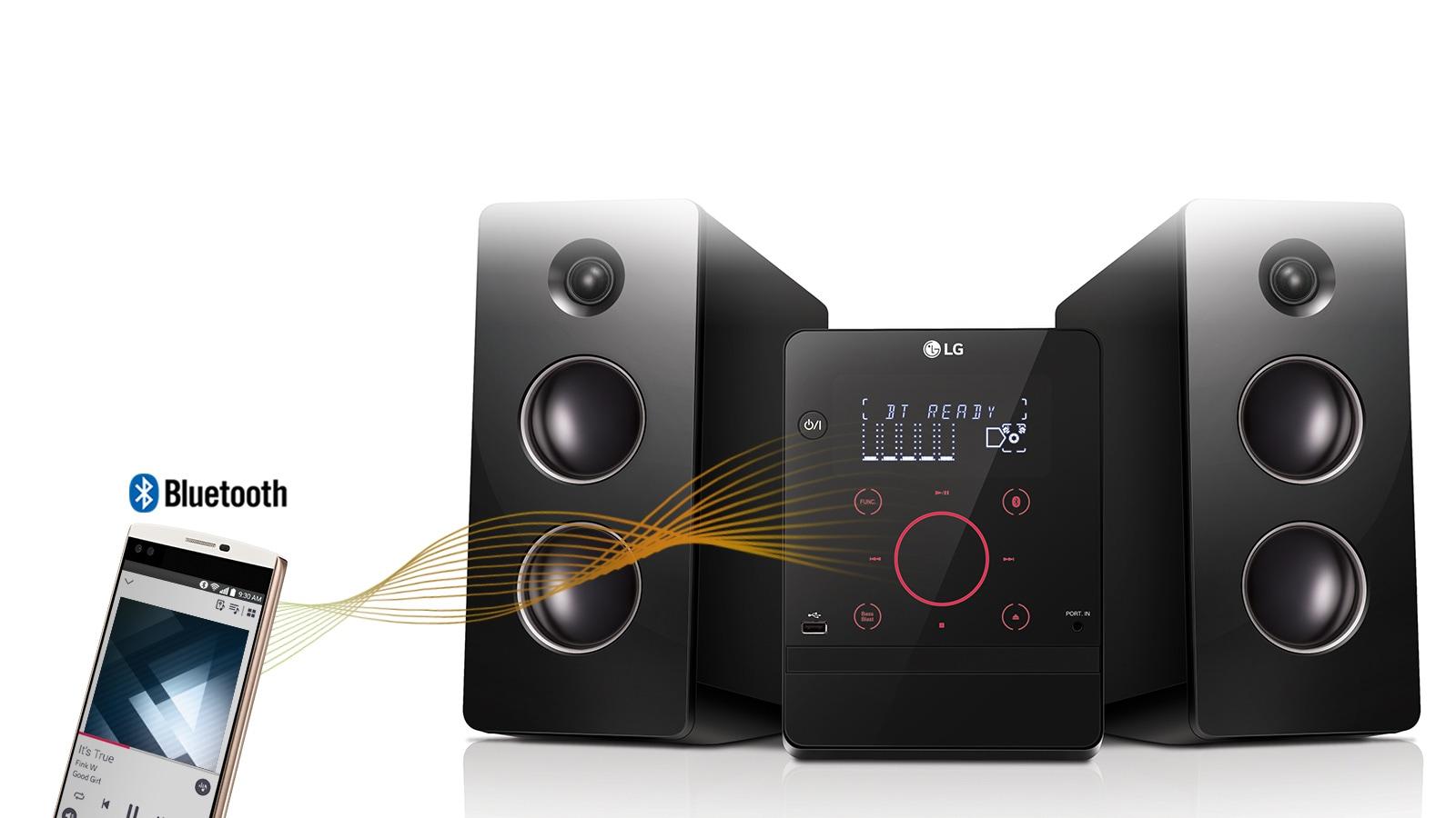 micro chaine cd lg cm2760 d couvrez la lg cm2760. Black Bedroom Furniture Sets. Home Design Ideas